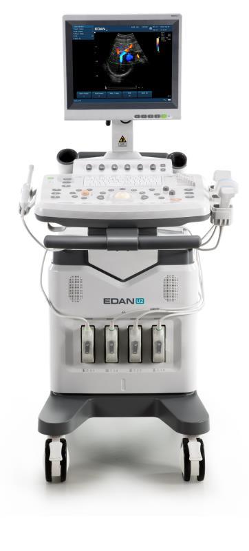 U2推车式全数字彩色超声诊断系统